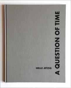 A QUESTION OF TIME, Hrsg. Galerie Wild, Frankfurt, und Galerie Oliver Ahlers, Göttingen, Bramsche 1996