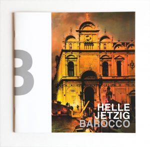 Helle Jetzig BAROCCO, Galerie Borchardt, Hamburg 2010