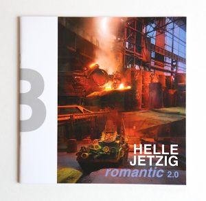 HELLE JETZIG romantic 2.0, Galerie Borchardt, Hamburg 2013